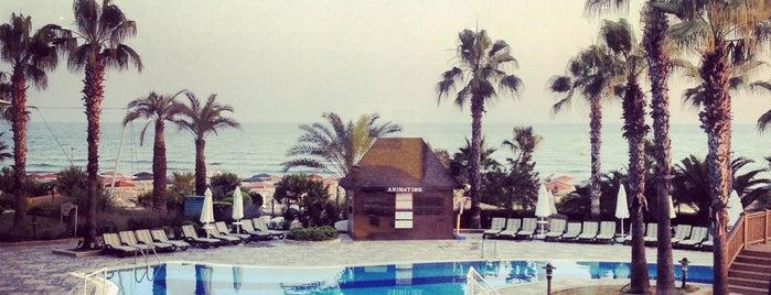 Kamelya World Selin Hotel is one of antalya~ alanya~ side~belek.