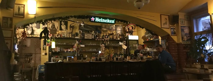 Locál is one of prazsky bary / bars in prague.