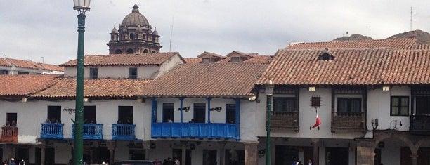 Plaza de San Francisco is one of Peru.