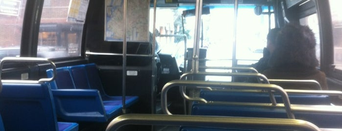 MTA Bus - B48 is one of B. Locations.