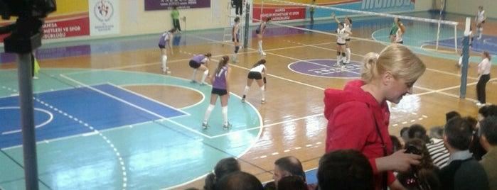Celal Bayar Üniversitesi Beden Eğitimi ve Spor Yüksek Okulu is one of themaraton.