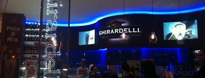 Ghirardelli On-The-Go is one of SFO To Dos.