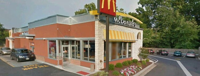 McDonald's is one of Must-visit Food Places in Laurel.