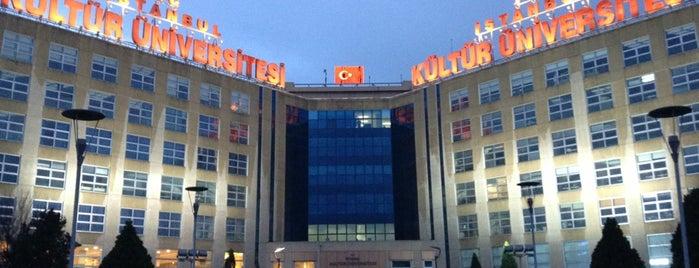 İstanbul Kültür Üniversitesi is one of İstanbul Avrupa Yakası #2 🍁🍃.