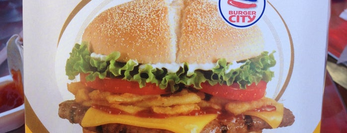 Burger City is one of Kıbrıs.
