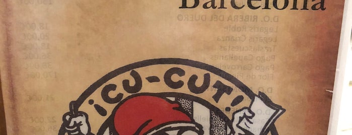Cu-Cut is one of Barcelona.