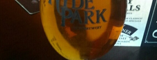 The Hyde Park is one of Pubs - Brewpubs & Breweries.