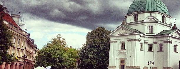 Rynek Nowego Miasta is one of Guide to Warszawa's best spots.