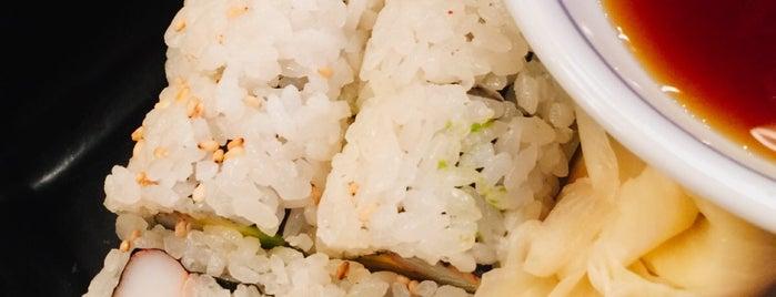 Koban Sushi Restaurant is one of Long Island.