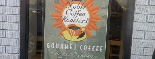 Noble Coffee Roasters is one of Espresso - North of Me.