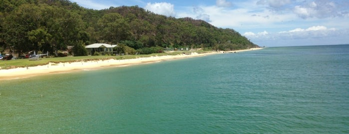 Moreton Island is one of Top 10 favorites places in Brisbane, Australia.