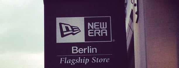 New Era Flagship Store Berlin is one of New Era Stores.