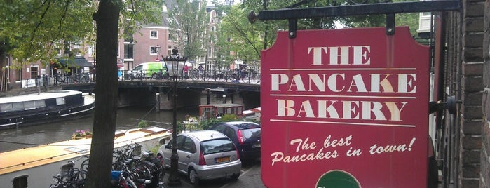 The Pancake Bakery is one of Amsterdam to-do.