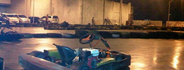 Go Kart Circuit is one of Guide to Surabaya's best spots.
