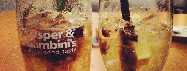 Casper & Gambini's is one of Jeddah.