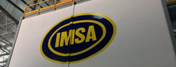 Industrias Molineras S.A. (IMSA)y is one of Empresas.