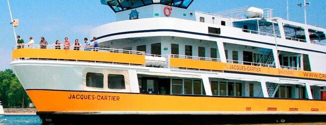 Croisières M-S Jacques-Cartier et M-V Le Draveur is one of T-Rès Trois-Rivières #4sqCities.