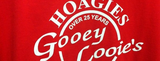 Gooey Looie's is one of Top Restaurants.