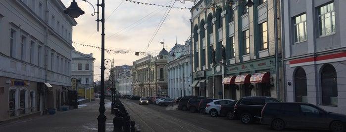 Рождественская улица is one of Что посмотреть в Нижнем Новгороде.