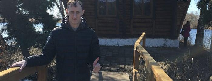 Старый Солотвин is one of загород.
