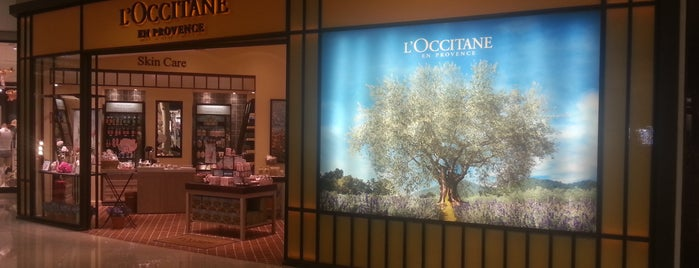 L'Occitane en Provence is one of ParkShoppingSãoCaetano.