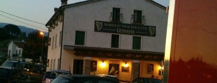 Mariolo's Pub is one of Locali dove bere..