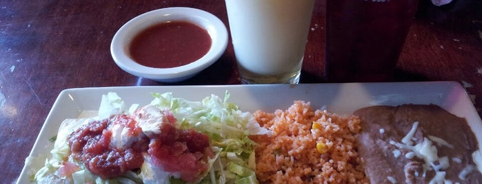 Mexico Lindo Restaurant is one of Food.