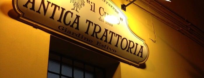 Il Cucco is one of Ferrara.