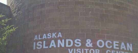 Alaska Islands And Ocean Visitor Center is one of Top 10 favorites places in Homer, AK.