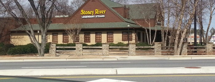 Stoney River Legendary Steaks is one of 2012 foodie tour.