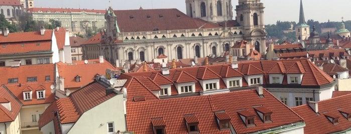 Vrtbovská zahrada is one of The Other Prague....