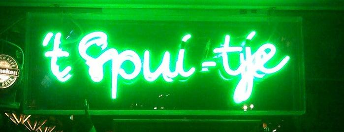 Café 't Spui-tje is one of Free WiFi Amsterdam.