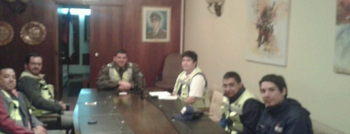 3ra. Comisaria Antofagasta is one of antofa.