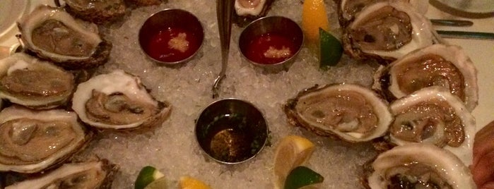 Thalia is one of 20 Outstanding Oyster Happy Hours in NYC.