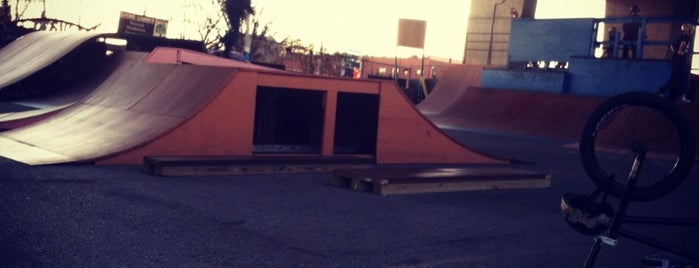Newport Skate Park is one of Been there / &0r Go there.