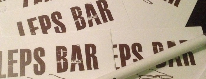 Leps Bar is one of Must visit.