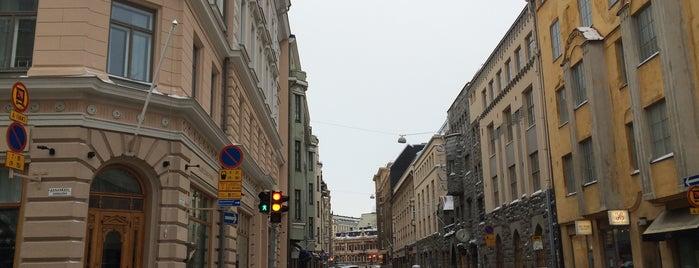 Ivana Helsinki is one of Helsinki.