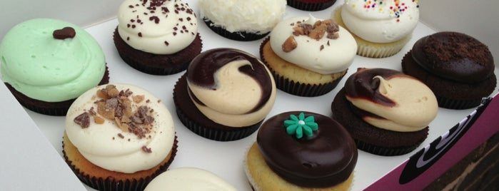 Georgetown Cupcake is one of Life Around D.C. Metro.