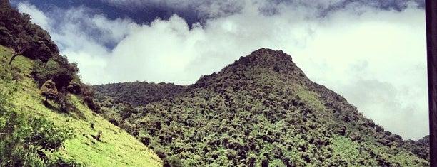 Termas de Papallacta is one of Ecuador best spots.