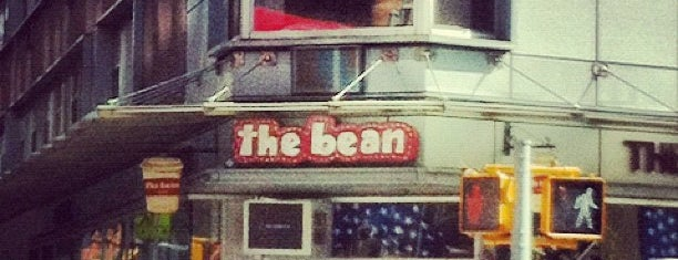 The Bean is one of java - NY airbnb.
