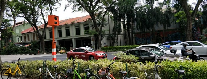 Downtown Core is one of Transport SG.