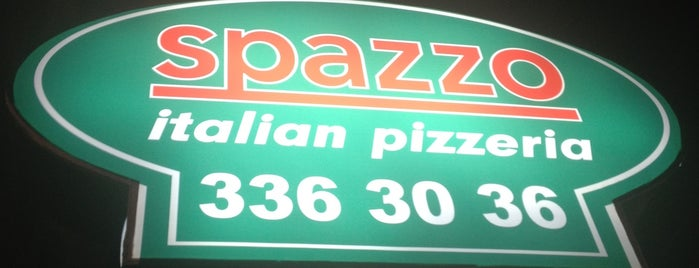 Spazzo Pizza is one of istiyorumgidicem!!.