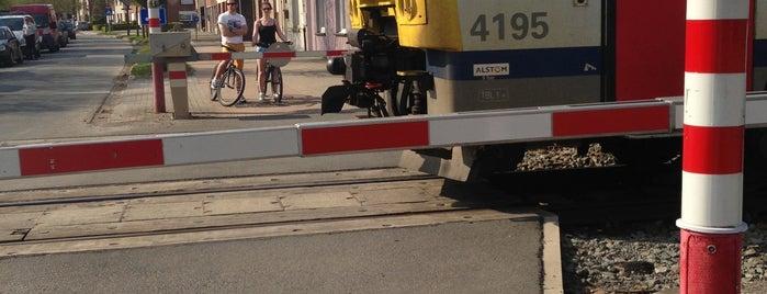 Station Eine is one of Bijna alle treinstations in Vlaanderen.