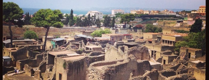 Scavi di Ercolano is one of South Italy.