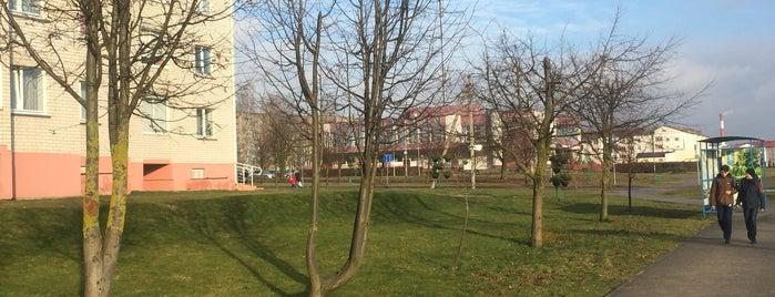 Столбцы is one of Города Беларуси.
