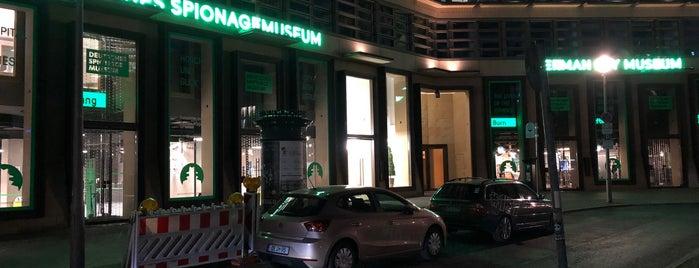 Deutsches Spionagemuseum is one of Berlino.
