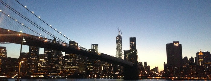 Brooklyn Bridge Park is one of Free/dirt cheap NYC places to take out-of-towners.