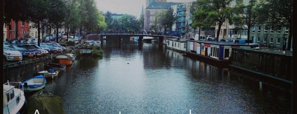 Amsterdam is one of Guide to Amsterdam's best spots.