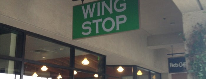 Wingstop is one of Eat, drink & be merry.