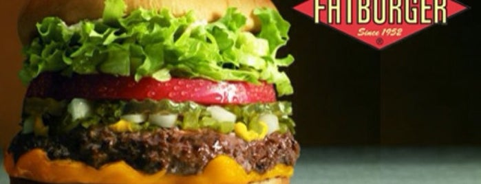 Fatburger is one of Gittikleriim.